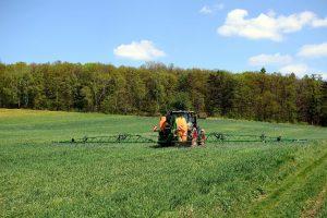 Pompa dozująca w rolnictwie