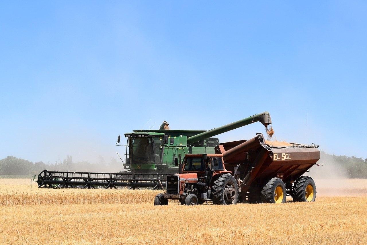 Kombajn w rolnictwie