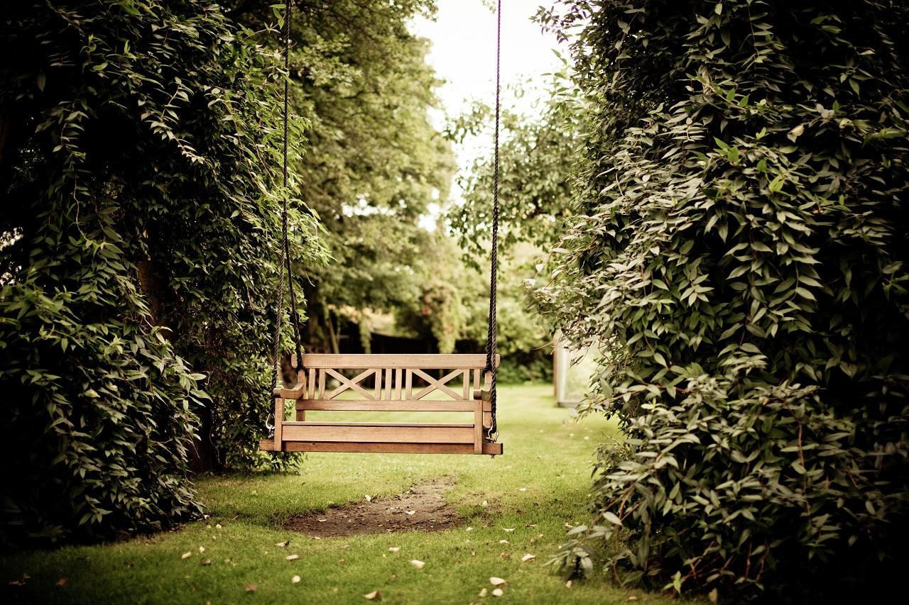 Porządek w ogrodzie